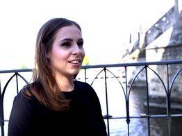 Antonia, brune sublime et très coquine | IllicoPorno